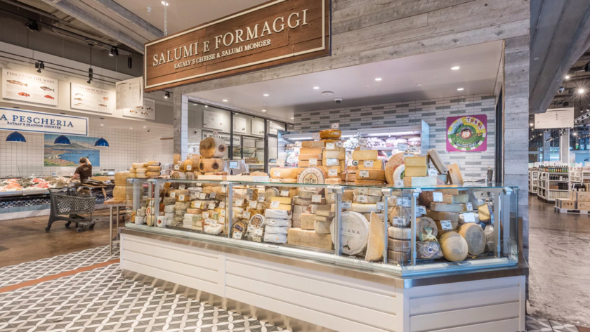 faire ses courses à los angeles Eataly